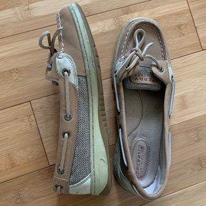 Sperry Angelfish slip-on boat shoe